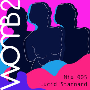 WXMB 2 MIX 005 - IWD BY lucid stannard