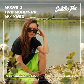 SUBTLE.FM WXMB 2 IWD SPECIAL