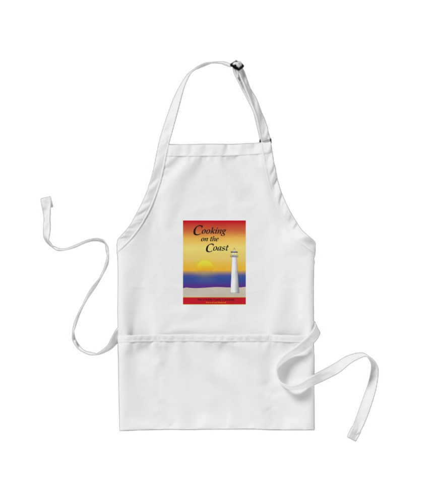Cooking on the Coast Apron