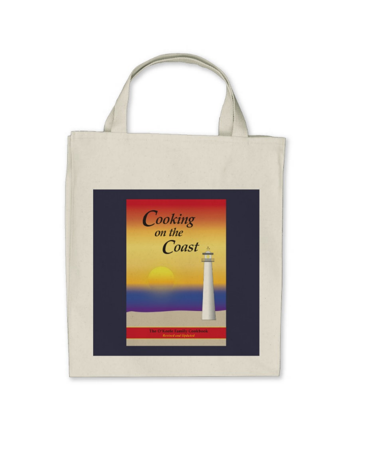 Cooking on the Coast Tote