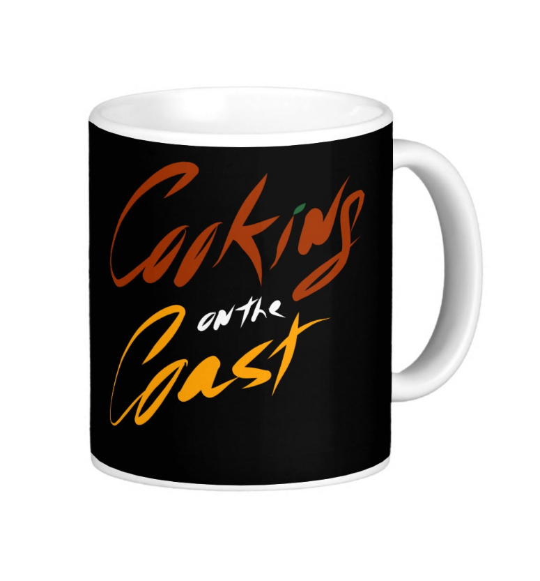 Cooking on the Coast Mug