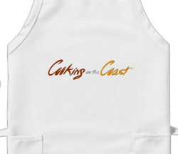 Cooking on Coast Apron