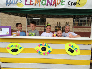 Serving Up Lemonade for the Second Year in a Row