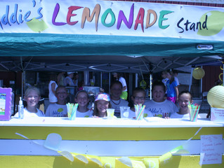 Friends Come Together for Addie's Lemonade Stand
