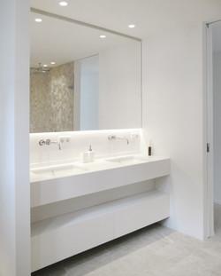 badkamer interieur zwevezele