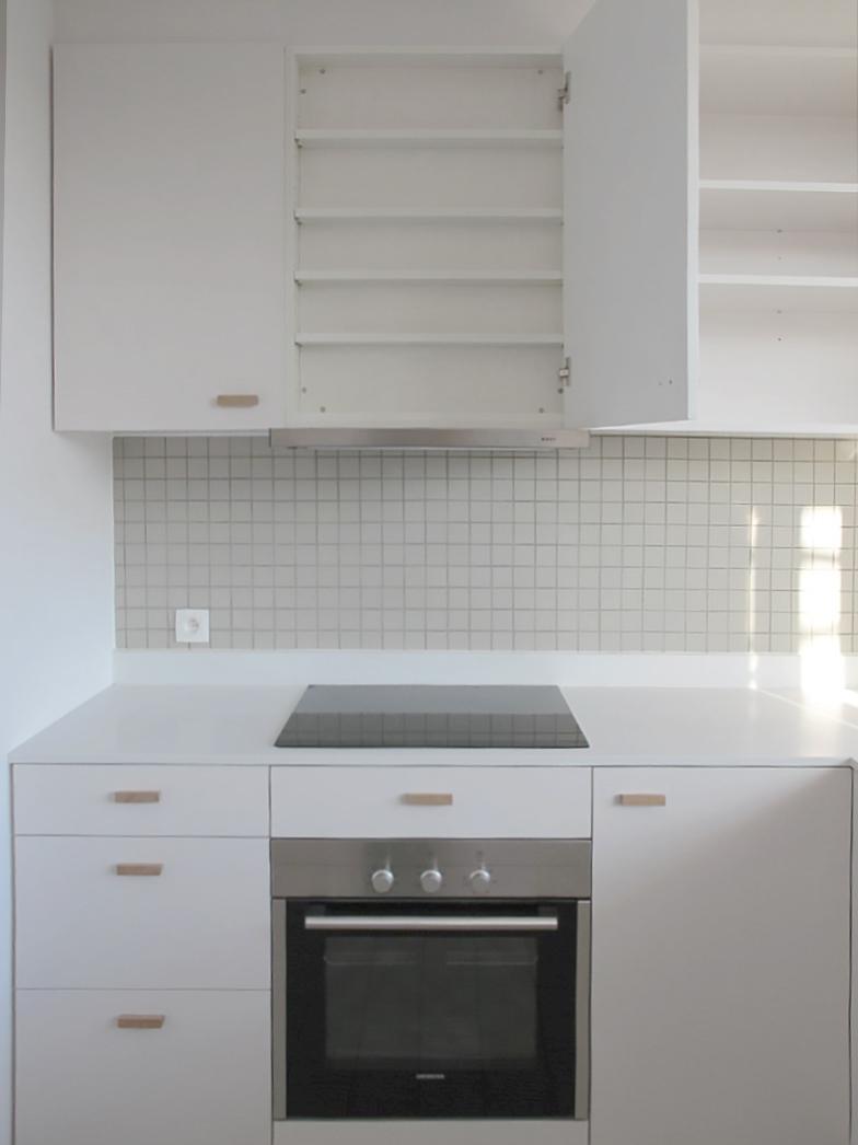 detail kookplaat - fornuis - dampkap