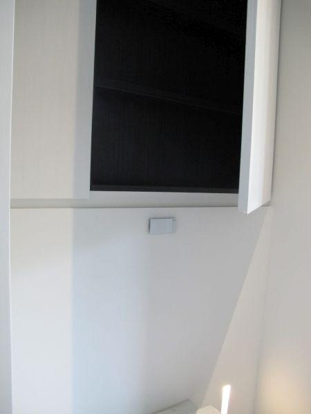 MS50. toilet kastje