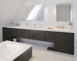 badkamer spiegelkast zwevende kast