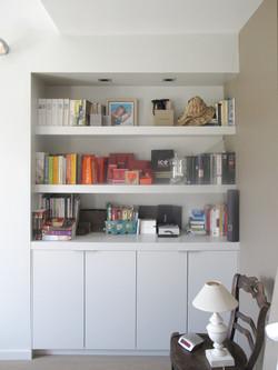 bibliotheek maatwerk meubel