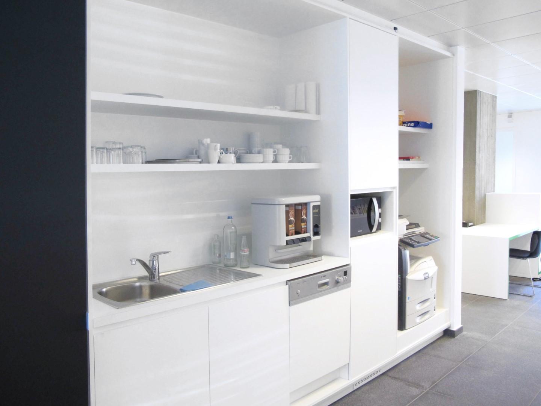 kitchenette keuken maatwerk