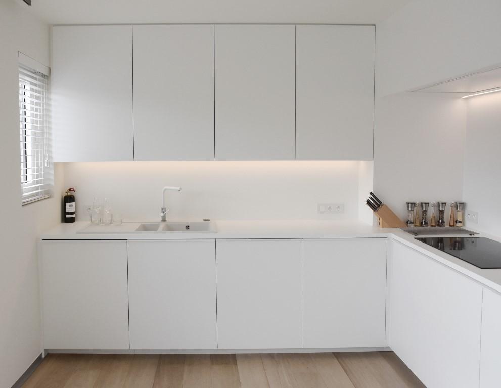 keukenwand maatwerk