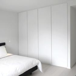 slaapkamer interieur zwevezele