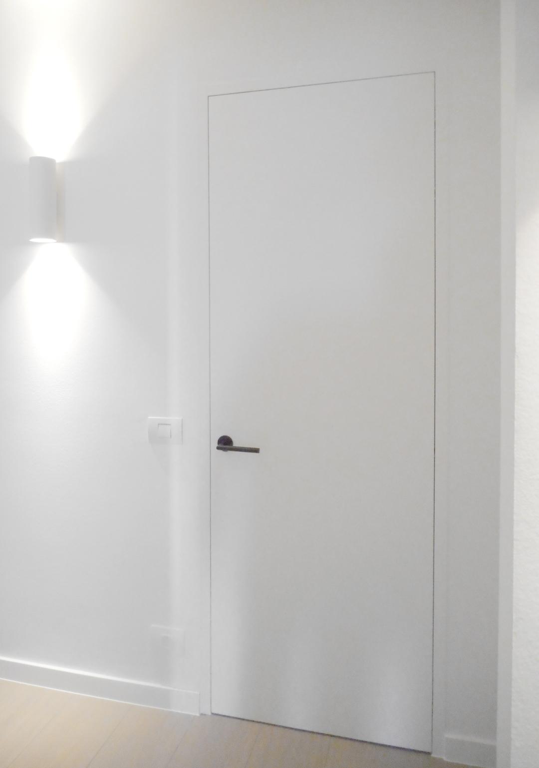 onzichtbare deur