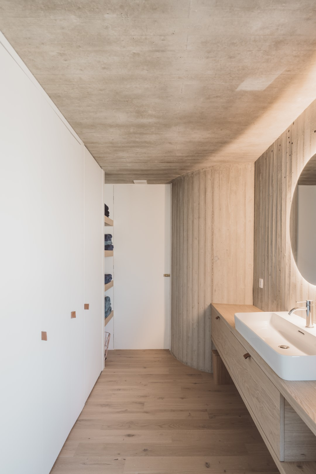 dressing en badkamer op maat