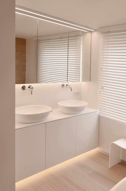 badkamer op maat interieur kasten