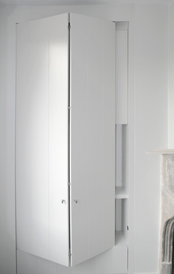 dressing maatkast vouwdeur
