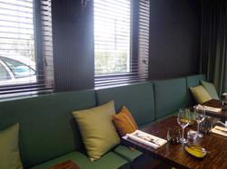 Restaurant maatwerk interieur