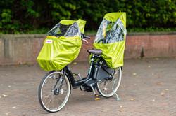 子供乗せ自転車用レインカバー2014 model