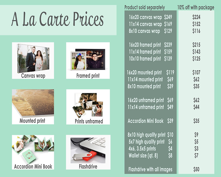 a la carte prices.jpg