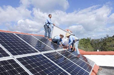 Energía Solar Comunitaria: un modelo más inclusivo