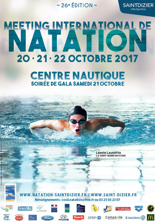 26ème Meeting International de Saint-Dizier (20/21/22 Oktober)