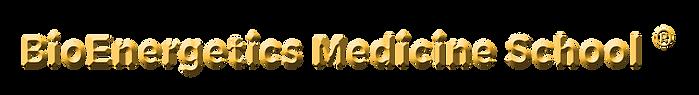 BioEnergetics Medicine School® - B.E.M. School