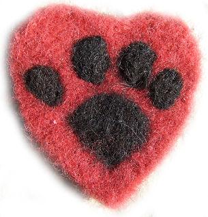 Pawprint on My Heart