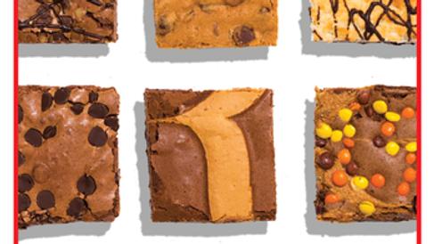 Brownie of the Month Club (half dozen)
