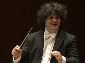 Sergio Alapont makes his debut with the Aalborg Symphony Orchestra
