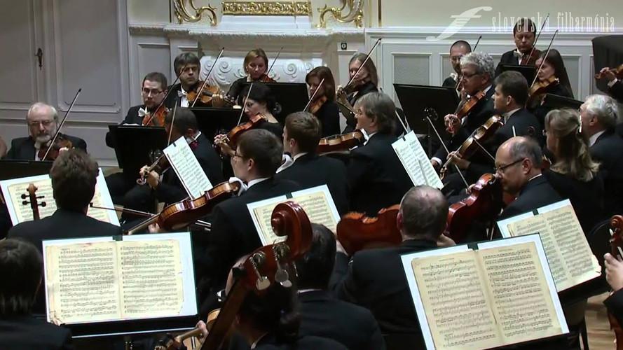 Slovenská filharmónia / Emmanuel Villaume Mendelssohn Symphony No 4