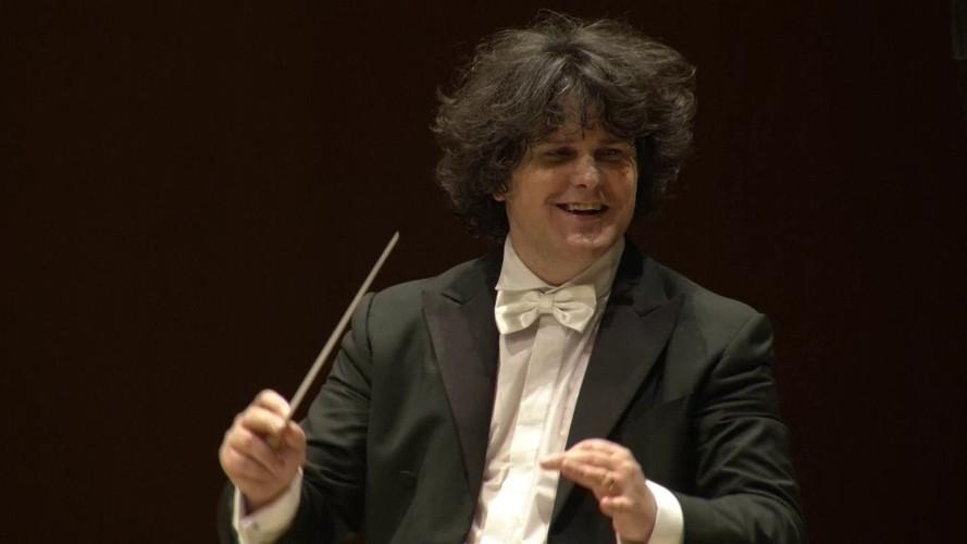 Sergio Alapont conducting Johannes Brahms Hungarian Dance No. 1