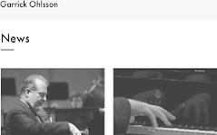 Garrick Ohlsson news