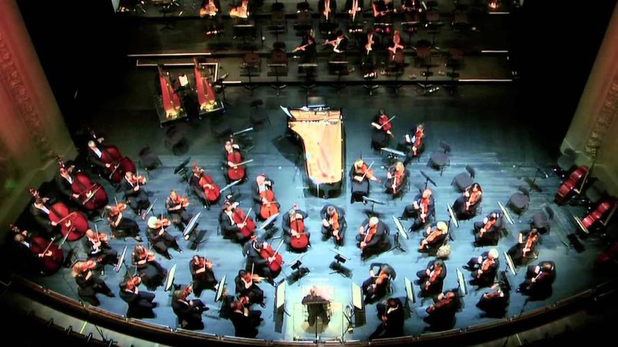 Staatstheater Stuttgart: Die Sinfoniekonzerte des Staatsorchesters   Sylvain Cambreling