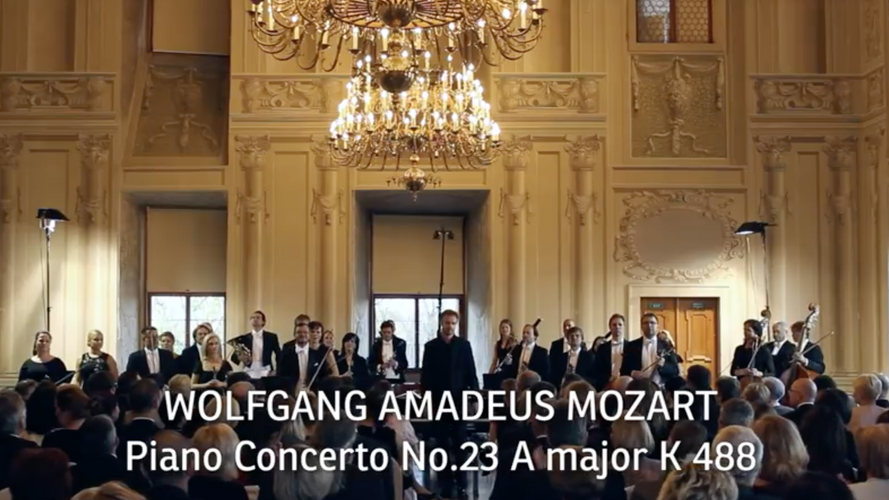 Mozart Piano Concerto No.23 in A Major, K. 488