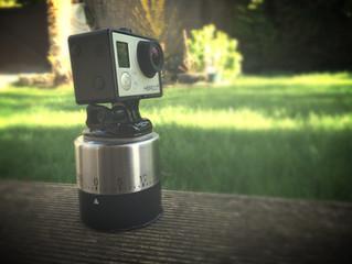 Des panoramas avec une caméra d'action