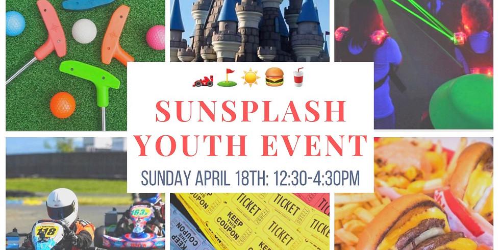 Sunsplash Youth Event (7th-12th grades)