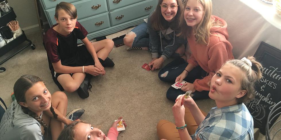 Youth Camp (7th-12th grades) at Camp Alta