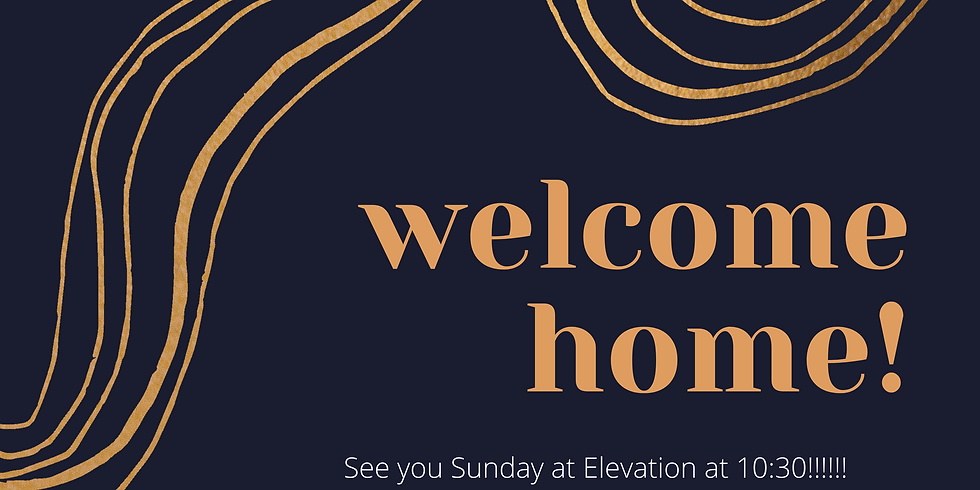 Elevation Church Service at Building!