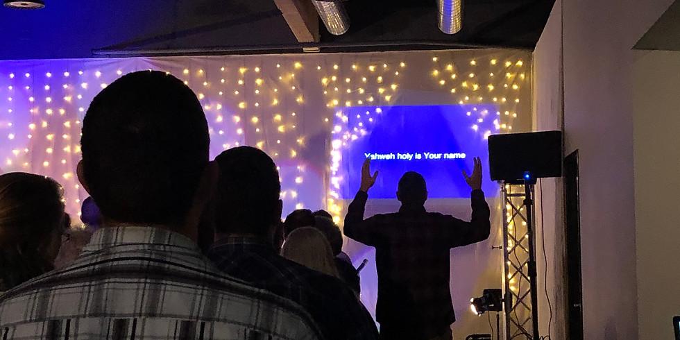 Worship Night: Time of Refreshing