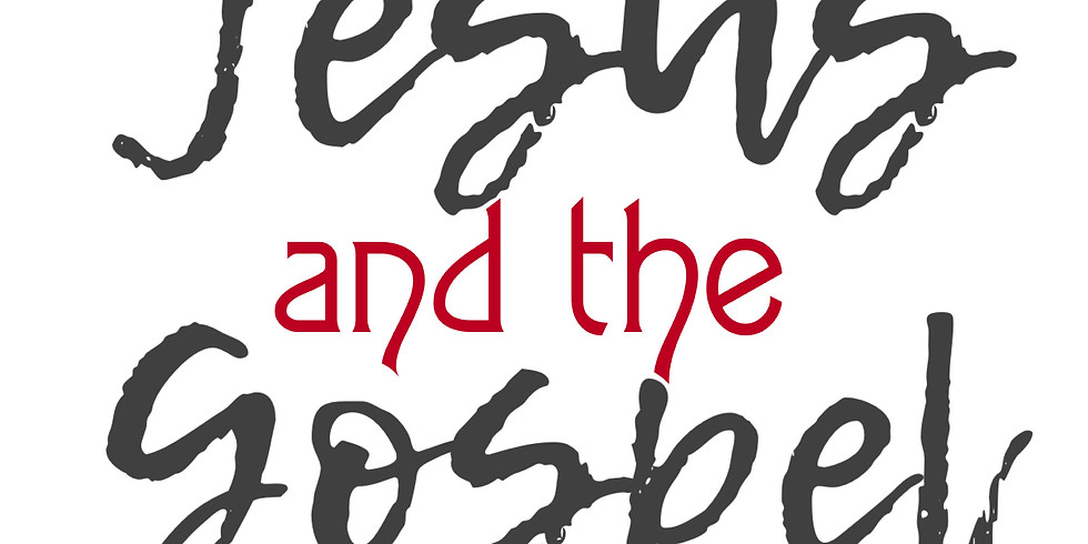 Jesus, the Gospel, and How to Share Christ's Story