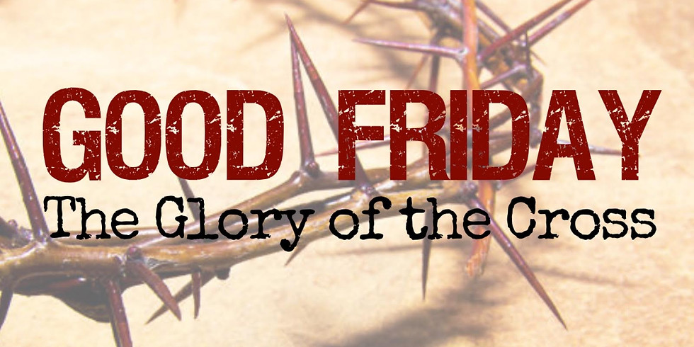 Good Friday Service In Person