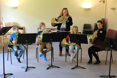Horns Galore Workshop