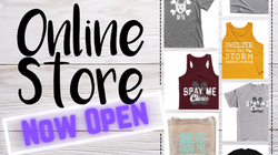 Shirts, Bags, & Tanks Oh My!