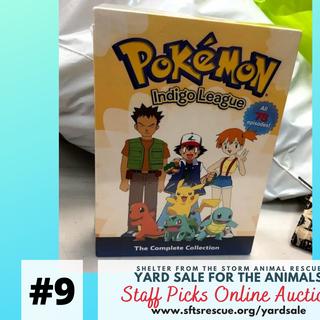 Pokemon DVD Series