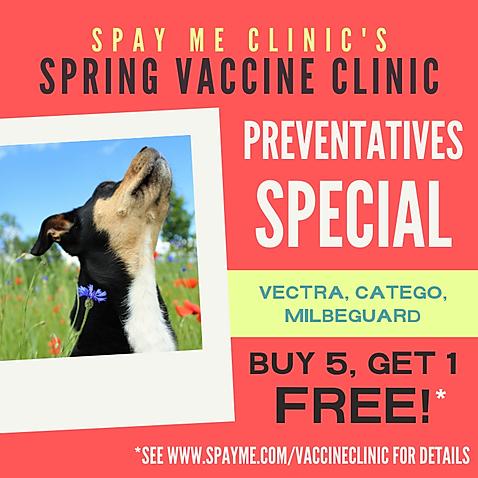 2021 Vaccine Clinic - Social Media Ads (