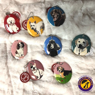 Breed Ornaments - $10