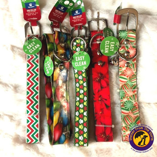 Holiday Dog Collars - $5