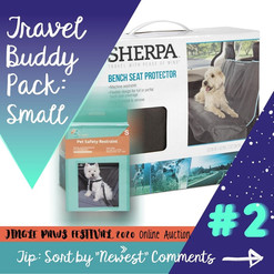 #2 Travel Buddy Pack: Small