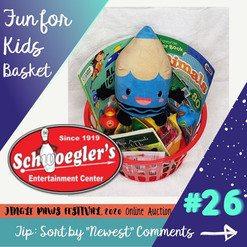 #26 Fun for Kids Basket