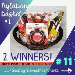 #11 Nylabone Basket #1